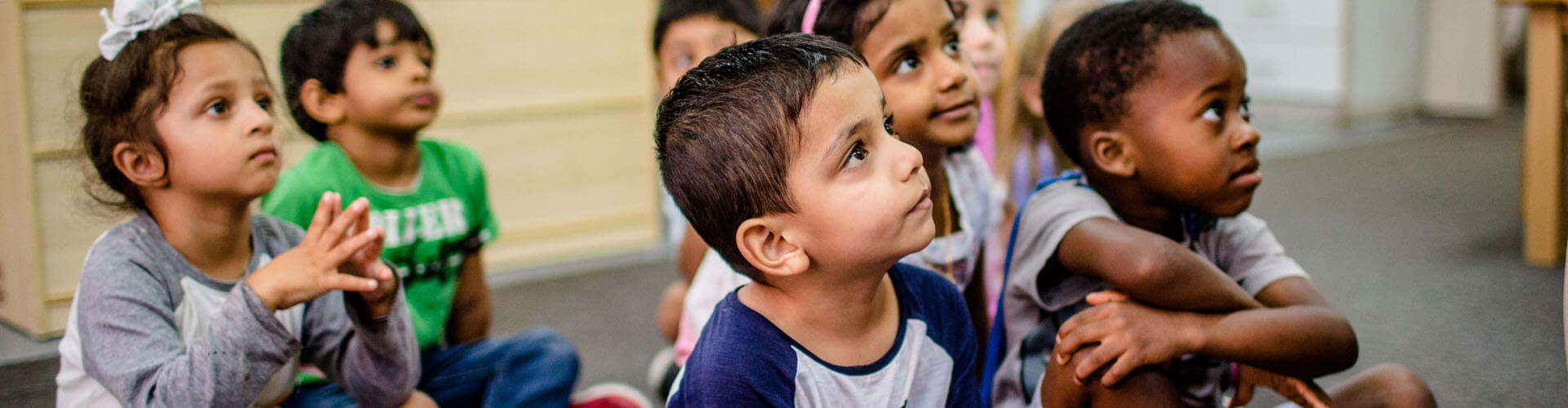 Children First - Growing Potential