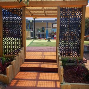Tradie Ladies Revamp Children First Yard