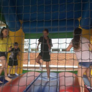 Children First Before And After School Care Blacktown Jumping Castle