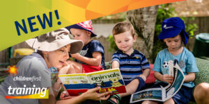 Early Childhood Learning through picture books